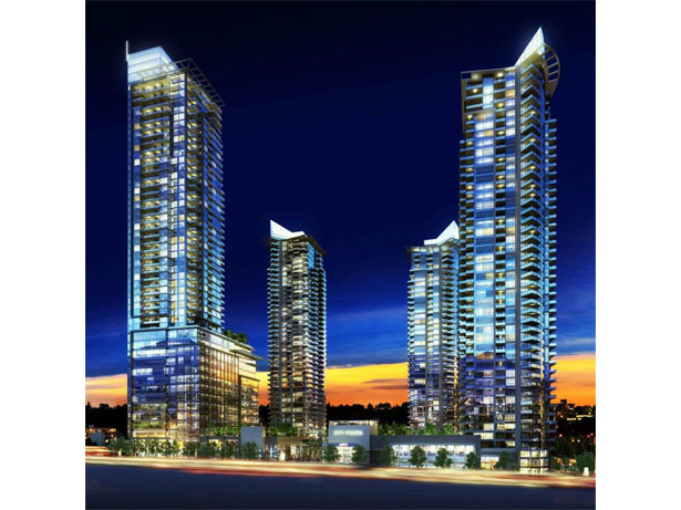 Solo District Burnaby Condos