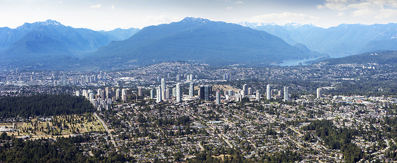 Living in Burnaby