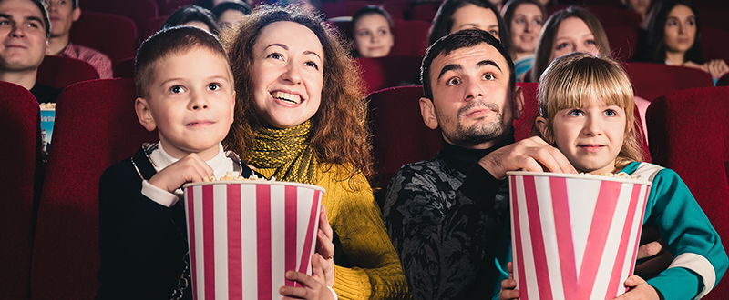 Movie Theatres for People Living in Burnaby