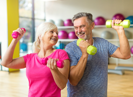 Burnaby fitness and events for seniors