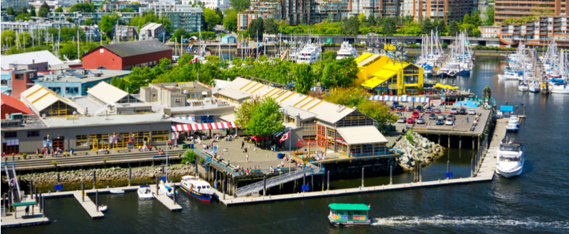 Granville Island Tour nearby Burnaby attractions